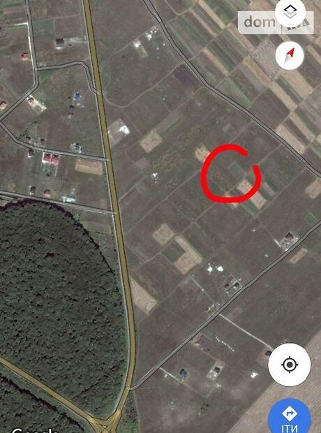 Земля под жилую застройку в селе Чистилов, площадь 11 соток фото 1