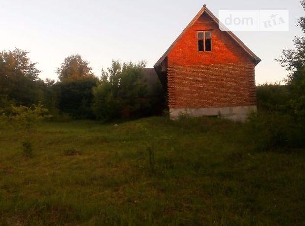 Продаж ділянки під житлову забудову, Тернопіль, c.Домаморич, Поруч ставка