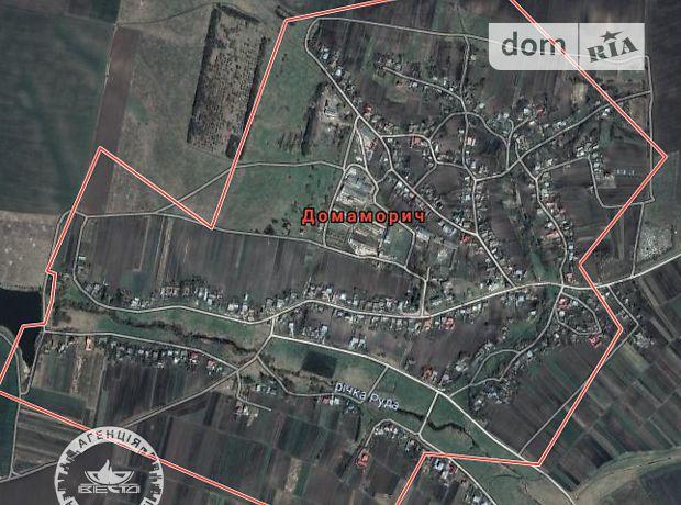 Земля под жилую застройку в селе Домаморич, площадь 50 соток фото 1