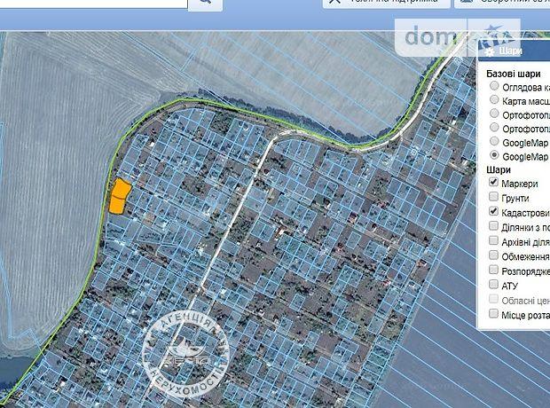Земля под жилую застройку в селе Довжанка, площадь 19 соток фото 2