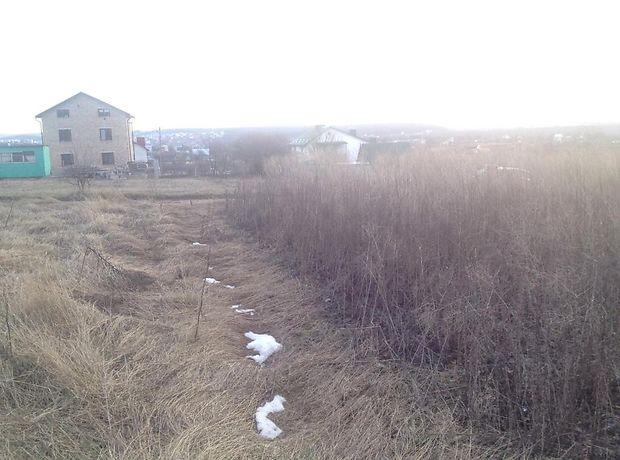 Земля под жилую застройку в Тернополе, район Дружба, площадь 6 соток фото 1