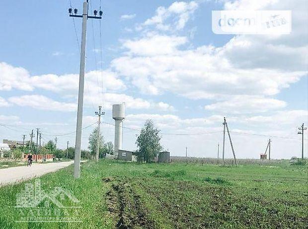 Продажа участка под жилую застройку, Тернополь, р‑н.Гаи Ходоровские, Початок Русанівки
