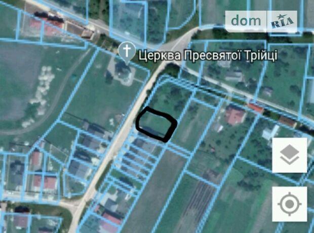 Земля под жилую застройку в селе Гаи Ходоровские, площадь 6.5 соток фото 1