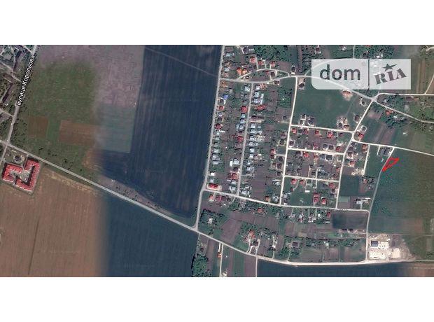 Земля под жилую застройку в селе Гаи Ходоровские, площадь 9 соток фото 1