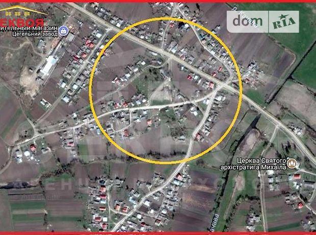 Продаж ділянки під житлову забудову, Тернопіль, c.Малий Ходачків