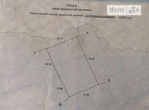 Земля под жилую застройку в Тернополе, район Новый свет, площадь 5 соток фото 2