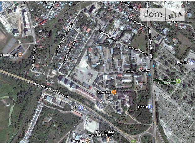 Продажа участка под жилую застройку, Тернополь, р‑н.Оболонь, Черновецкая улица