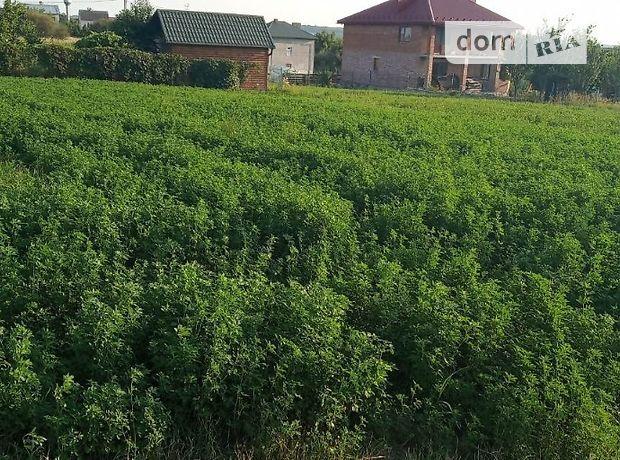 Земля под жилую застройку в селе Первые Львовские Дачи, площадь 6 соток фото 1