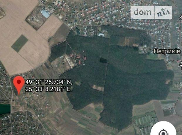 Земля под жилую застройку в селе Петриков, площадь 10.4 соток фото 1