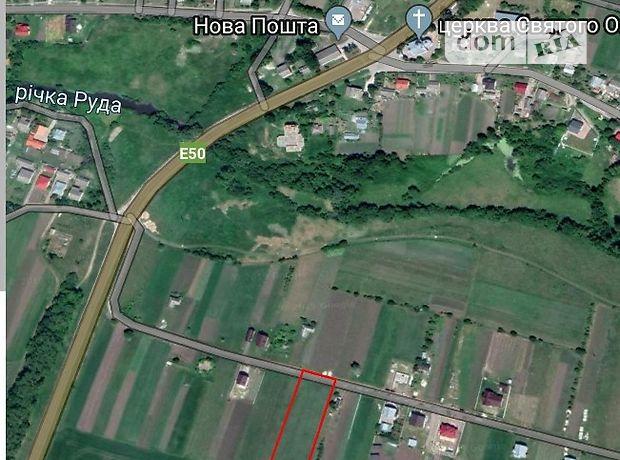 Земля под жилую застройку в селе Почапинцы, площадь 25 соток фото 1