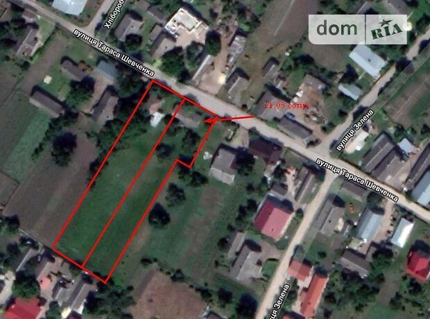 Земля под жилую застройку в селе Подгородное, площадь 11 соток фото 1