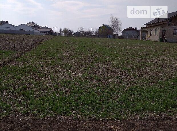 Земля под жилую застройку в Тернополе, район Пронятин, площадь 14 соток фото 1