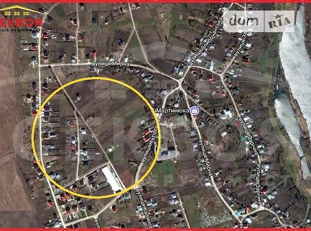 Продаж ділянки під житлову забудову, Тернопіль, р‑н.Пронятин