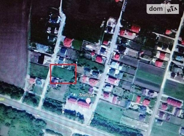 Земля под жилую застройку в селе Смиковци, площадь 16.22 сотки фото 1
