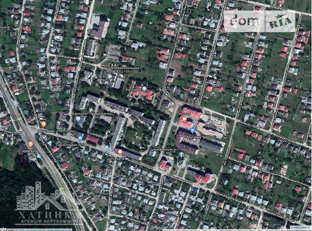 Земля под жилую застройку в селе Великая Березовица, площадь 10 соток фото 1