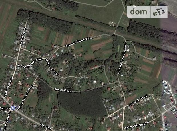 Земля под жилую застройку в селе Великие Гаи, площадь 8 соток фото 1