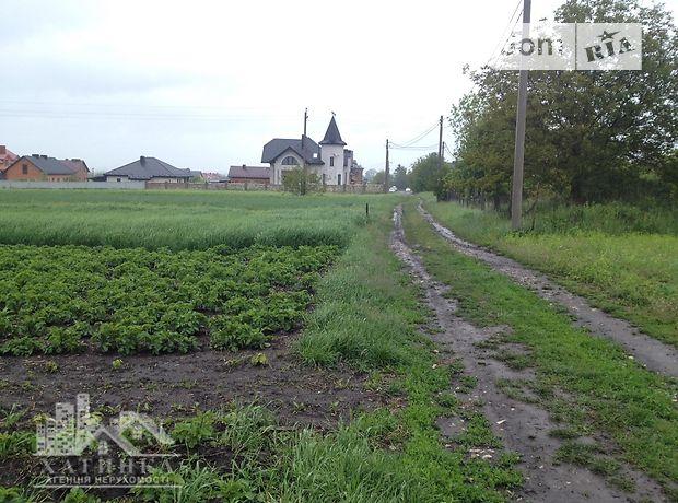 Земля под жилую застройку в селе Великие Гаи, площадь 17 соток фото 1