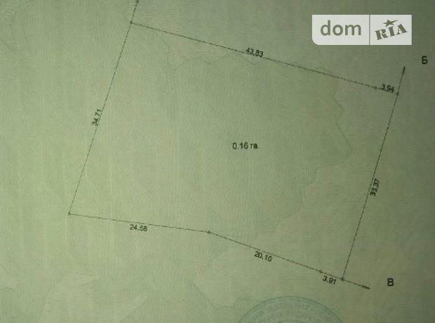 Земля под жилую застройку в селе Великие Гаи, площадь 16 соток фото 1
