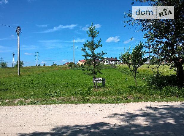 Земля под жилую застройку в селе Великие Гаи, площадь 12.5 соток фото 1