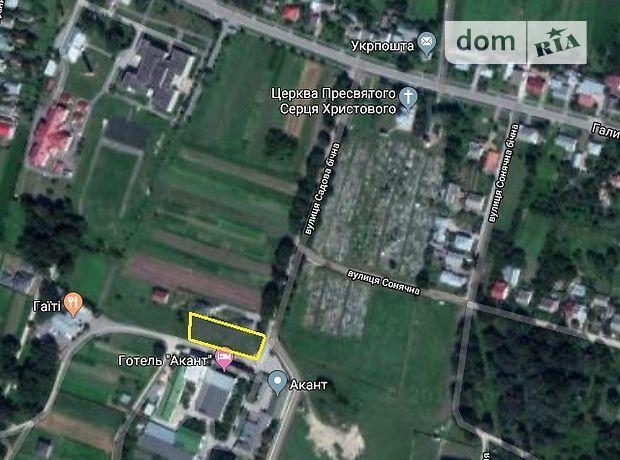 Земля под жилую застройку в селе Великие Гаи, площадь 13.1 соток фото 1