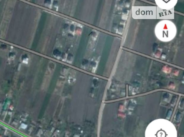 Земля под жилую застройку в селе Великие Гаи, площадь 10 соток фото 2