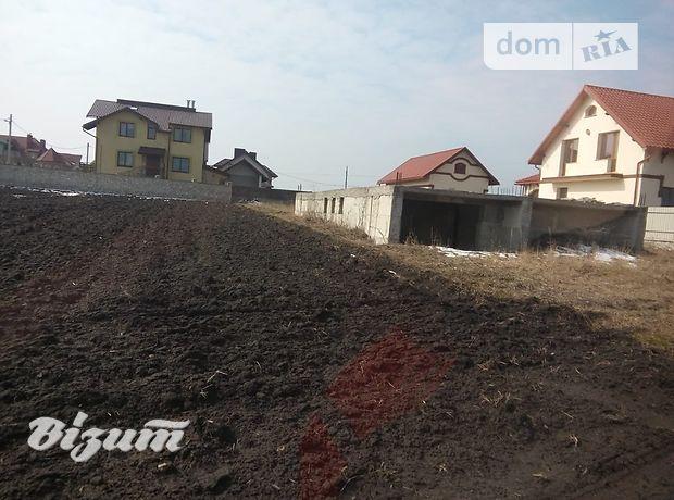 Продажа участка под жилую застройку, Тернополь, р‑н.Великие Гаи, Почсела