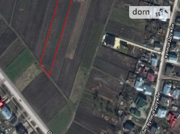 Земля под жилую застройку в селе Великие Гаи, площадь 43 сотки фото 1