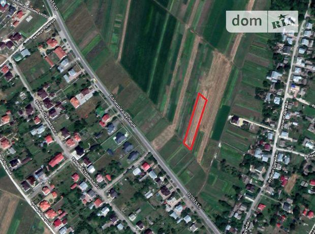 Земля под жилую застройку в селе Великие Гаи, площадь 21 сотка фото 1