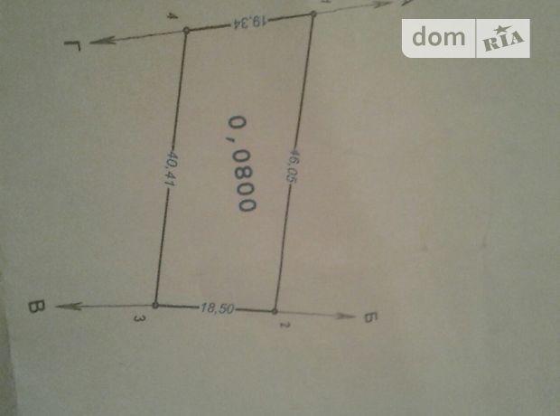 Земля под жилую застройку в селе Великие Гаи, площадь 0.08 соток фото 1