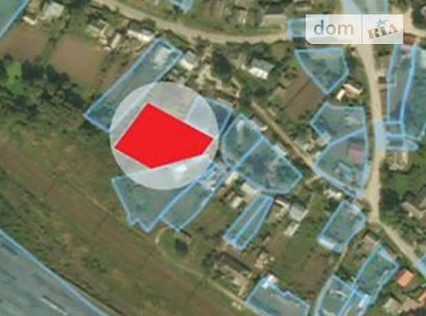 Земля под жилую застройку в селе Великий Глубочек, площадь 25 соток фото 1