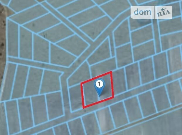 Земля под жилую застройку в селе Великий Глубочек, площадь 20 соток фото 1