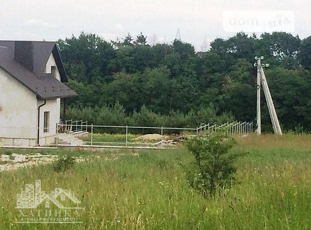 Продажа участка под жилую застройку, Тернополь, Від КП, Чумакові