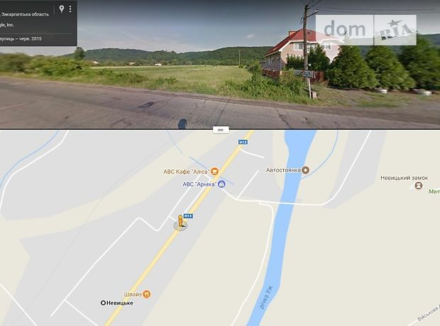 Продажа участка под жилую застройку, Ужгород, c.Невицкое