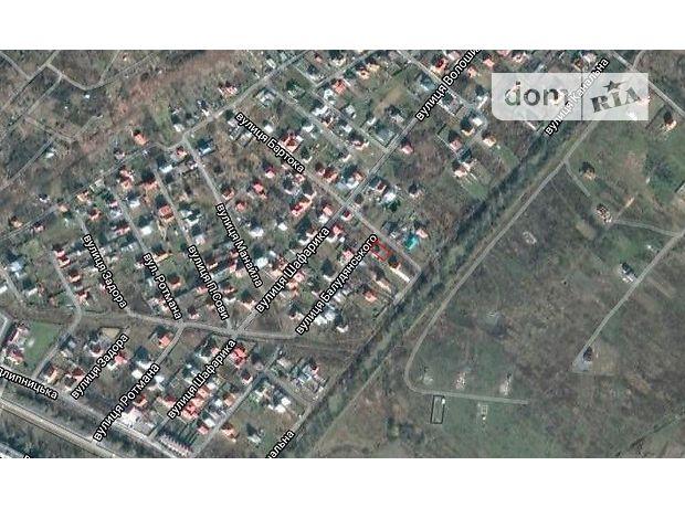 Продажа участка под жилую застройку, Ужгород, р‑н.Подлипники, Балудянского улица