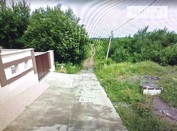 Продажа участка под жилую застройку, Ужгород, р‑н.Шахта, Зоряна