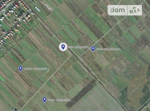 Земля под жилую застройку в селе Сторожница, площадь 10 соток фото 2