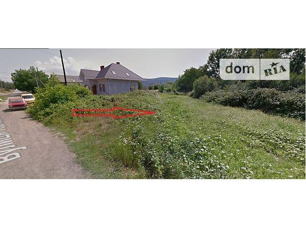 Продажа участка под жилую застройку, Ужгород, Тормашская
