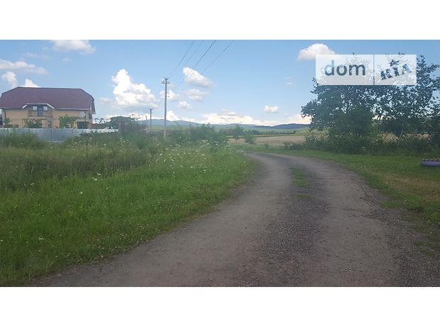 Продажа участка под жилую застройку, Ужгород, р‑н.Восточный, Волошина улица
