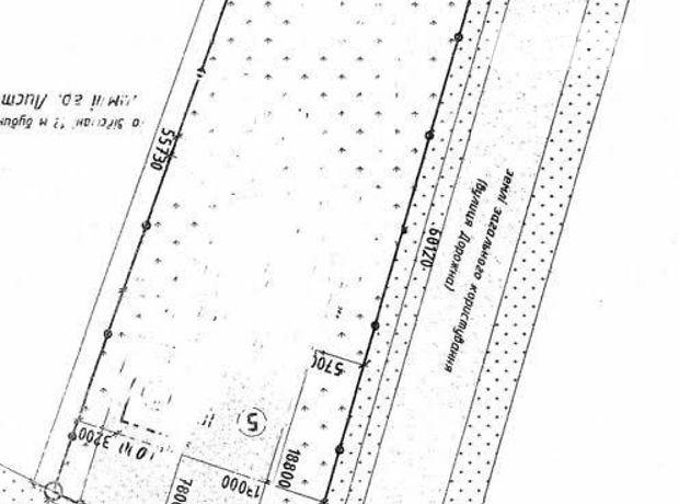 Земля под жилую застройку в селе Глеваха, площадь 11 соток фото 1