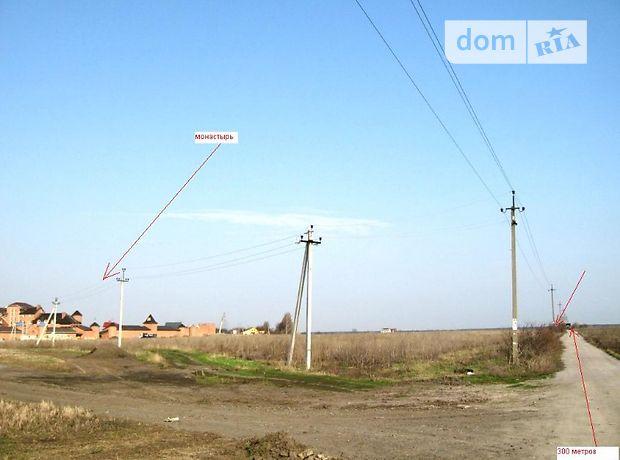 Продажа участка под жилую застройку, Киевская, Васильков, c.Малая Солтановка