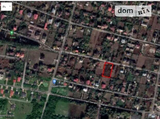 Земля под жилую застройку в селе Мархалевка, площадь 15 соток фото 1