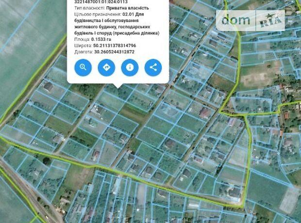 Земля под жилую застройку в селе Путровка, площадь 15 соток фото 1