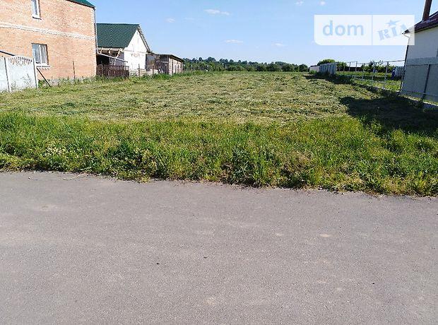 Продажа участка под жилую застройку, Винница, c.Бохоники, Яблуневая улица