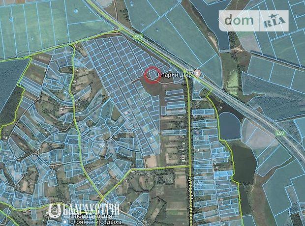 Продаж ділянки під житлову забудову, Вінниця, c.Комарів