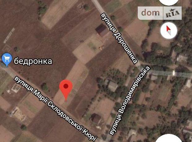 Продажа участка под жилую застройку, Винница, р‑н.Лука-Мелешковская, Дорошенко