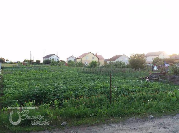 Продаж ділянки під житлову забудову, Вінниця, р‑н.Пирогово, Корнийчука улица