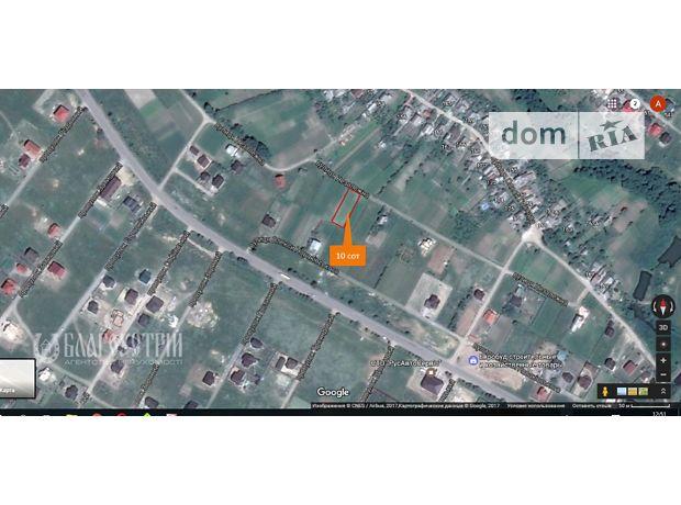 Продажа участка под жилую застройку, Винница, р‑н.Пирогово, ул. Незалежна