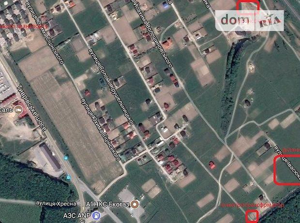 Продажа участка под жилую застройку, Винница, р‑н.Старый город, Івасюка