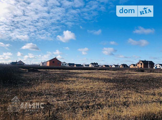 Земля под жилую застройку в Виннице, район Тяжилов, площадь 9 соток фото 1