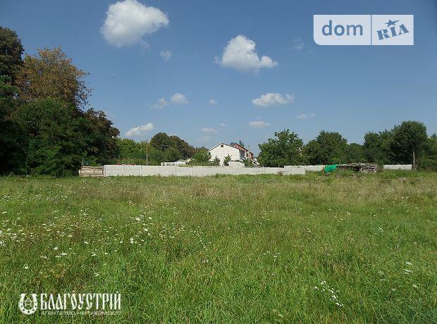 Земля під житлову забудову в Вінниці, район Вишенька, площа 140 соток фото 1